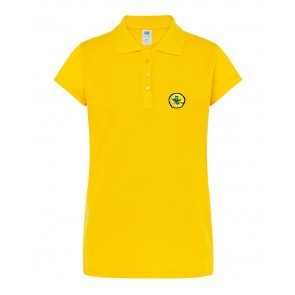 Naiste polosärk, kollane