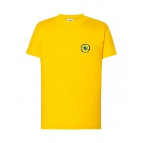 Laste T-särk, kollane