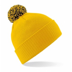 Tutimüts, kollane+must